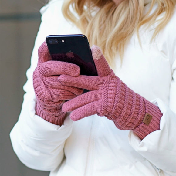C.C® Popular Smart Phone Finger Gloves