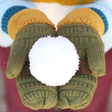 C.C® Multi Color Mittens | 2 Sizes