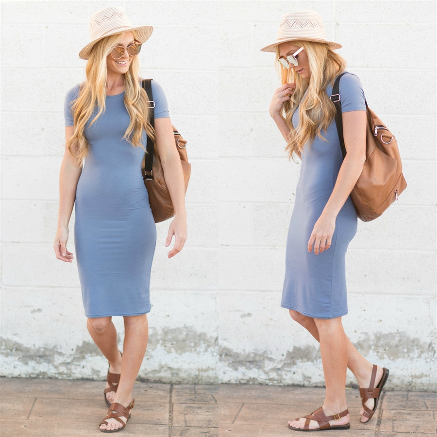 Perfect Dress Cap Sleeve