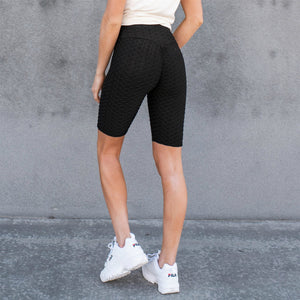 Booty Lifting | Anti-Cellulite Biker Shorts