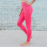 Slimming Fleece Lined Leggings