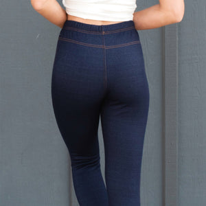 Fleece Lined Jegging | Style 3