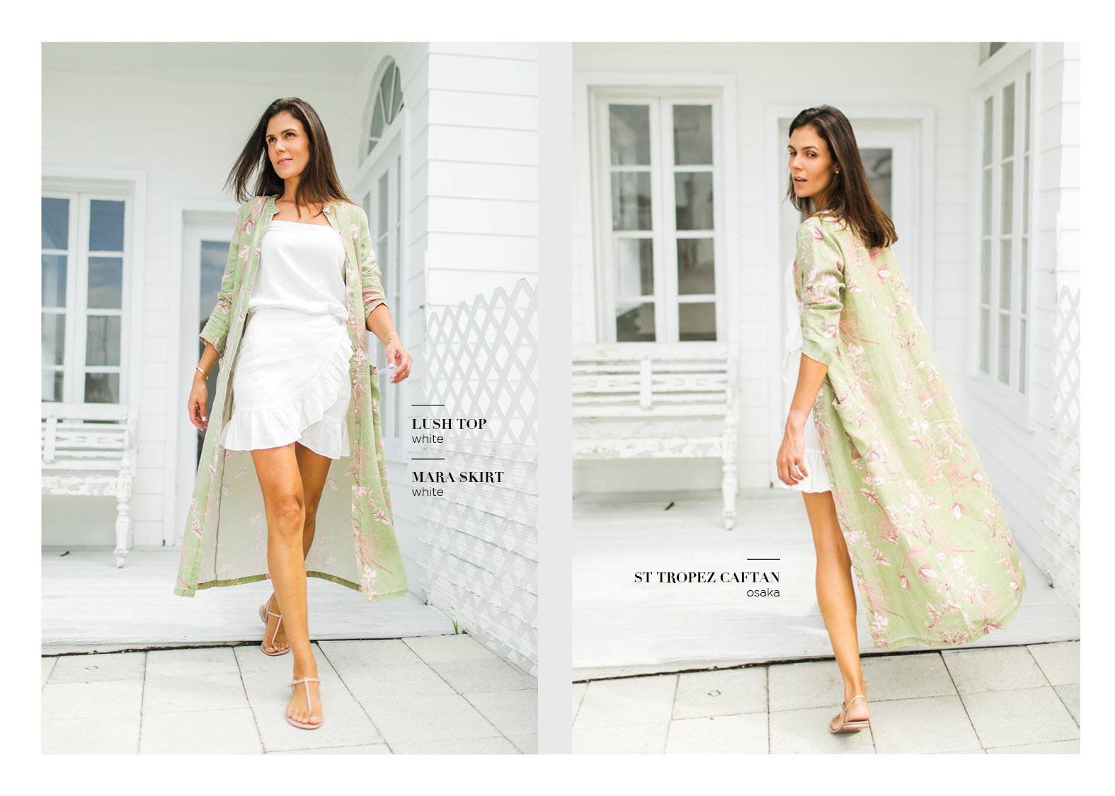 LANHTROPY 100% LINEN RESORT COLLECTION 2019