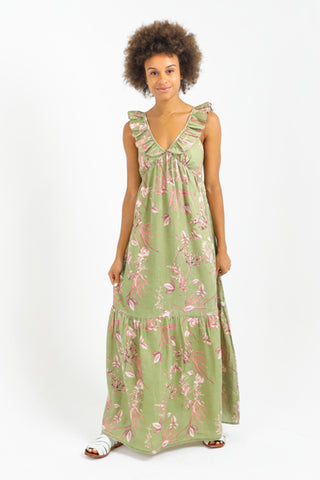 Clover Dress - Blush <br> Maria Vazquez x Lanhtropy