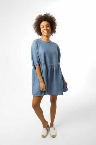 Knot Dress - Canyon Print