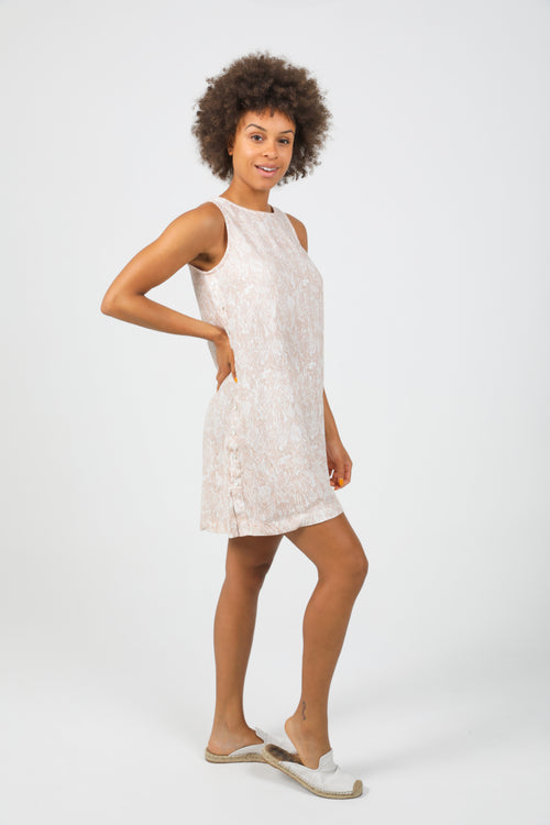 Halo Dress - Canyon Print