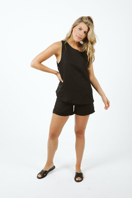 Lux Shorts - Black
