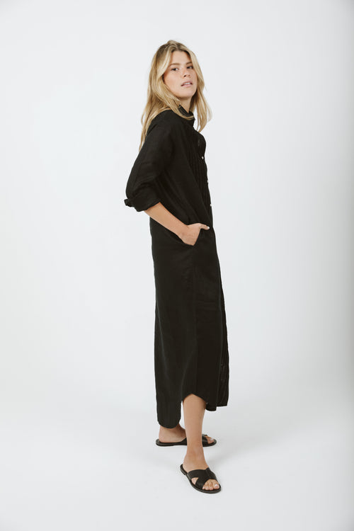 Pacific Dress - Black
