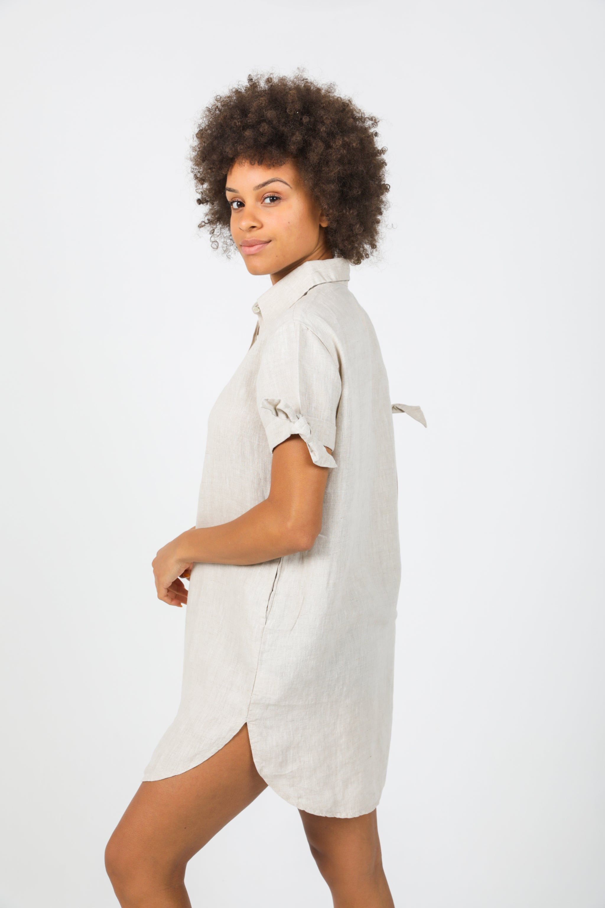 Wish Dress - Natural