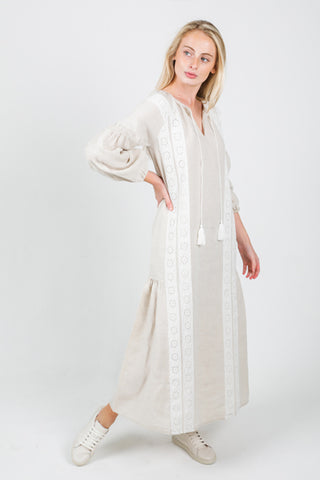 St Tropez Shirtdress - White