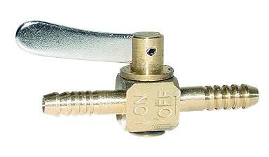 "Motion Pro Inline Fuel Valve 3/16"" OD Barbs"