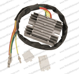 Ricks Motorsport Electrics Rectifier-Regulator 10-136
