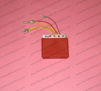 Ricks Motorsport Electrics Rectifier-Regulator 10-554