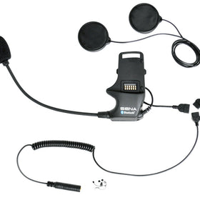 Sena  CLAMP KIT - FOR SPK & EARBUDS WITH FLEX BOOM MIC