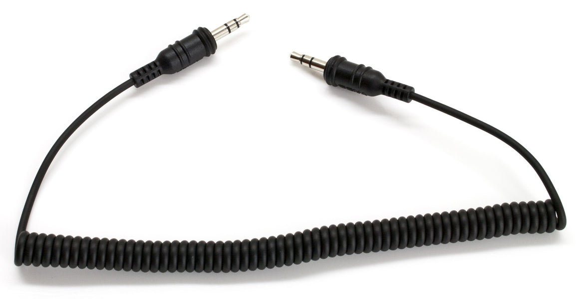 Sena  3.5MM STEREO AUDIO CABLE - STRAIGHT CONNECTORS