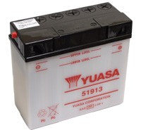 Yuasa 51913 BMW motorcycle battery