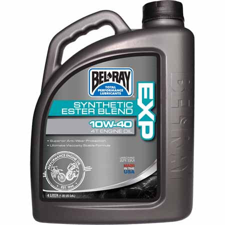BelRay EXP Synthetic Ester Blend (10w40)