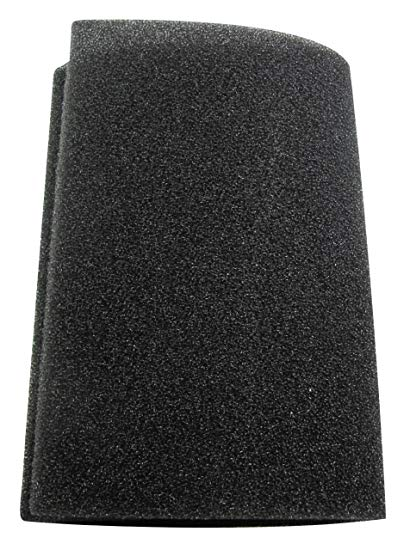 Uni High Performance Bulk Air Filter Foam Black