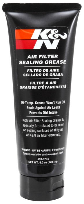 K&N 990704 Sealing Grease 6oz Tube