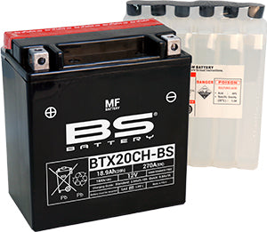 BS Battery YTX20CH-BS Maintenance Free Battery