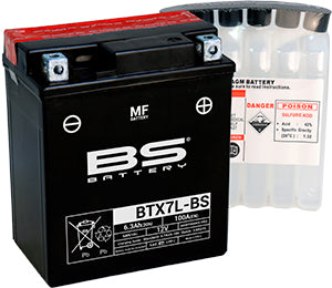 BS Battery YTX7L-BS Battery