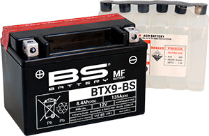 BS Battery YTX9-BS