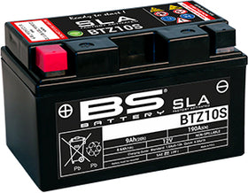 BS Battery YTZ10S Factory Activated Battery