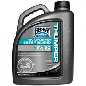 Belray Thumper Racing Synthetic Ester Blend (15w50)