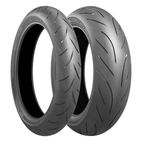 Bridgestone S21 Battlax Hypersport 190/55-17 Rear Tire