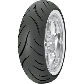 Avon Cobra White Wall AV72 180/70R16 (77V) Rear Tire