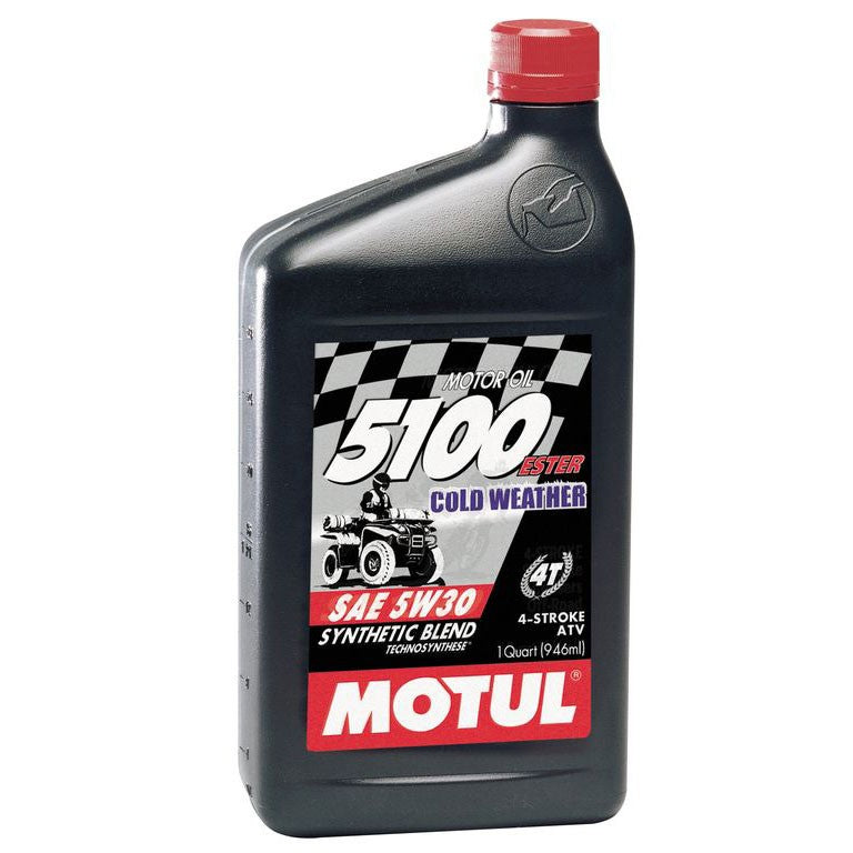 Motul 5100 Ester 4T ATV Technosynthetic