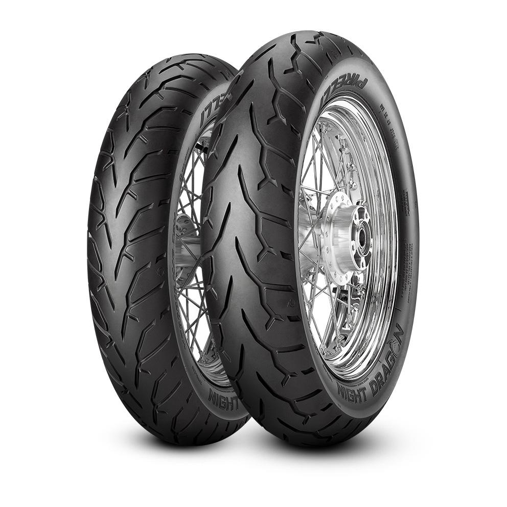 Pirelli Night Dragon-Rear-180/65-16
