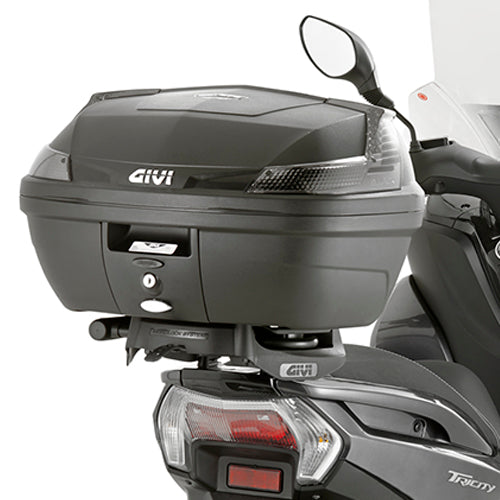 Givi B47 Blade Tech Monolock Top Case Matte Black