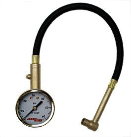 Accu-Gage professional dial tire gauge