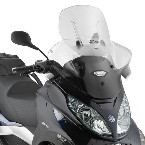 Givi AF5601 Airflow Windscreen Piaggio MP3 500 Sport ABS 15-18