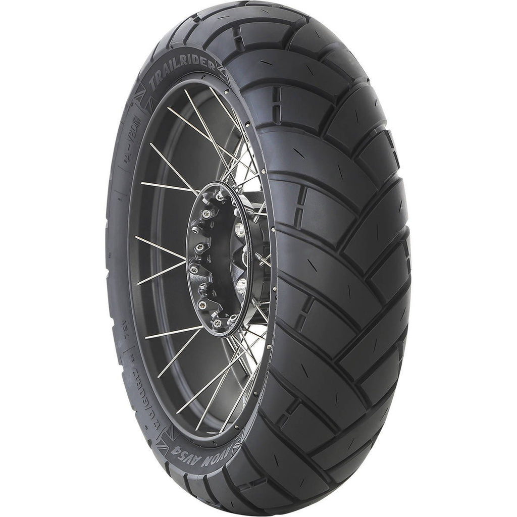 Avon Trailrider AV54 140/80R17 (69V) Rear Tire
