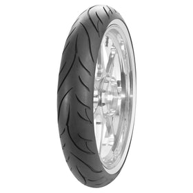 Avon Cobra White Wall AV71 150/80R16 (71V) Front Tire