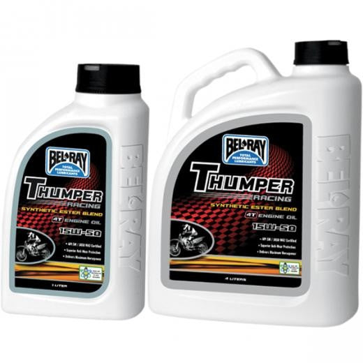 Belray Thumper Racing Synthetic Ester Blend (10w40)