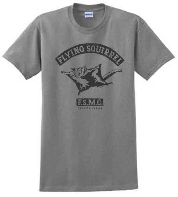 Gray T Large