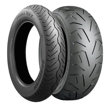 Bridgestone Exedra G-850 185/55ZR-18  (Rear)