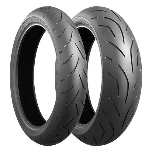 Bridgestone Battlax S20 190/50ZR-17 (G) (Rear)