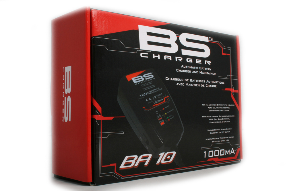 BS-Charger BA10 Battery Tender