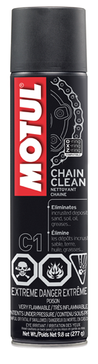 Motul C1 Motorcycle Chain Clean