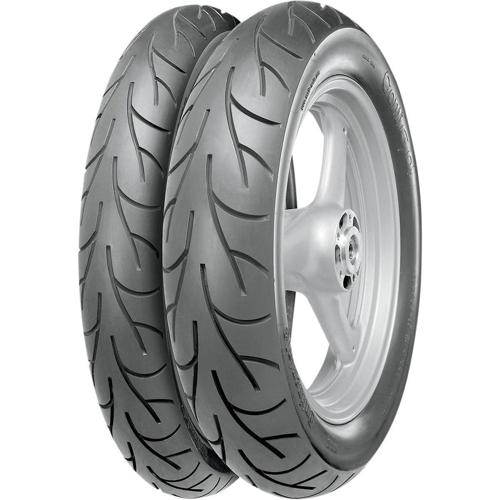 Continental  Conti Go! 100/90-19 V Rated Front Tire