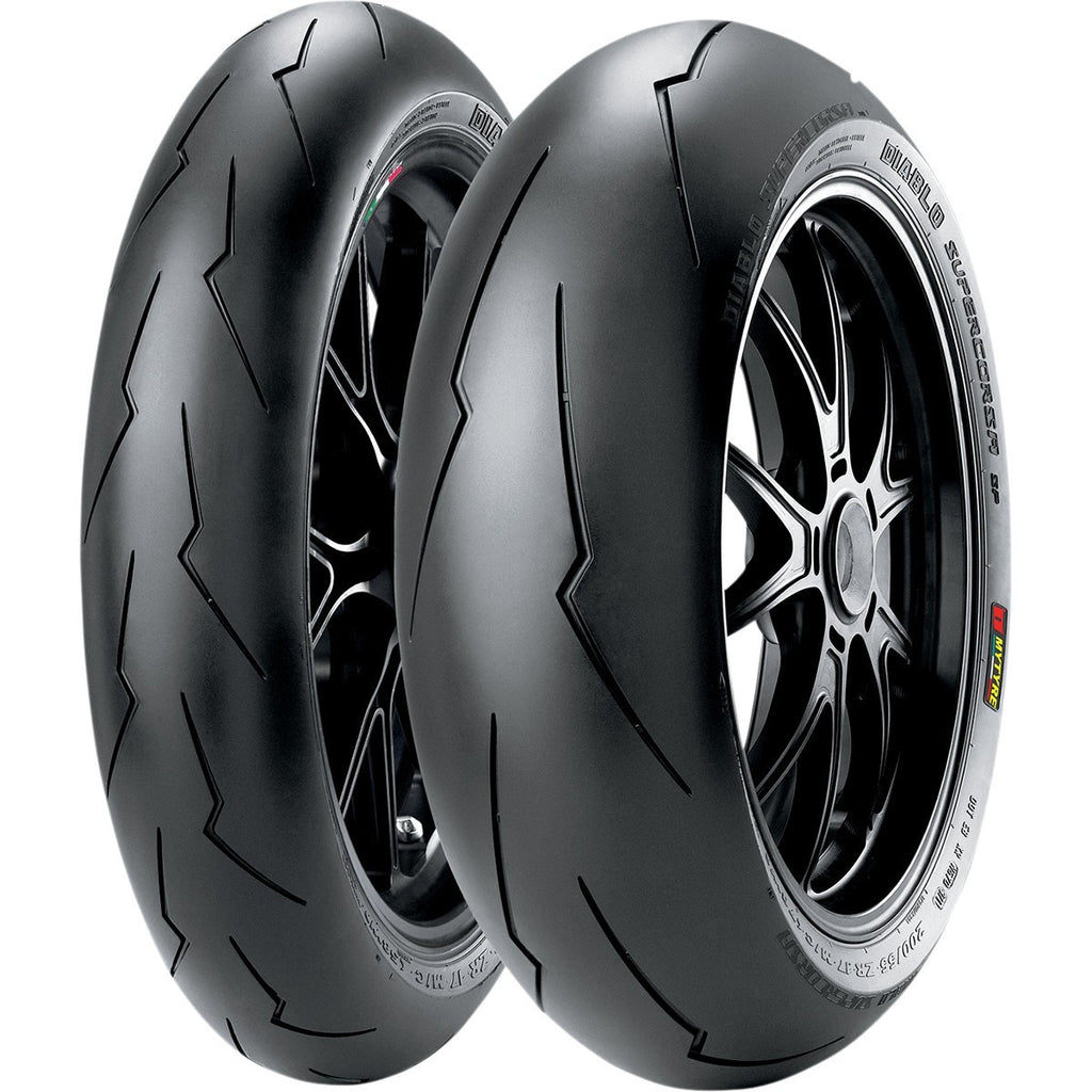 Pirelli Diablo Supercorsa SP V2-Rear-190/55-17