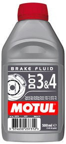 Motul Brake Fluid DOT 3 & 4