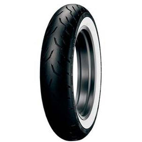 Dunlop American  Elite Wide White Wall 140/90B16 (Rear)