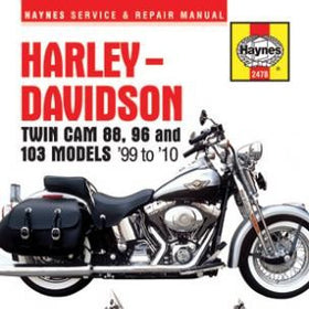 Harleymodel_Twin Cam 88, 96 and 103 models, Haynes Repair Manual