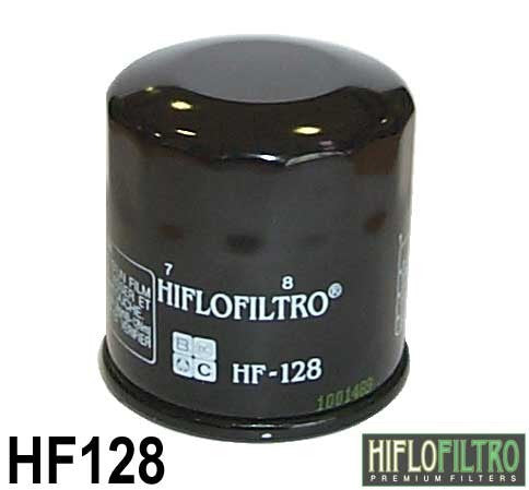 Hiflo HF128 Replacement Spin On Oil Filter