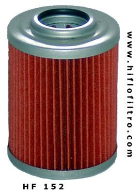 Hiflo HF152 Cartridge Oil Filter